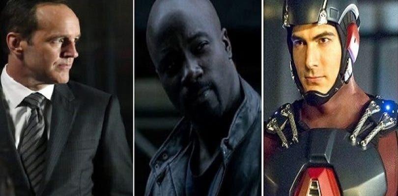 Imágenes de los regresos de Legends of Tomorrow y Agents of SHIELD