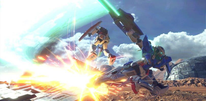Gundam Versus también llegará a Occidente