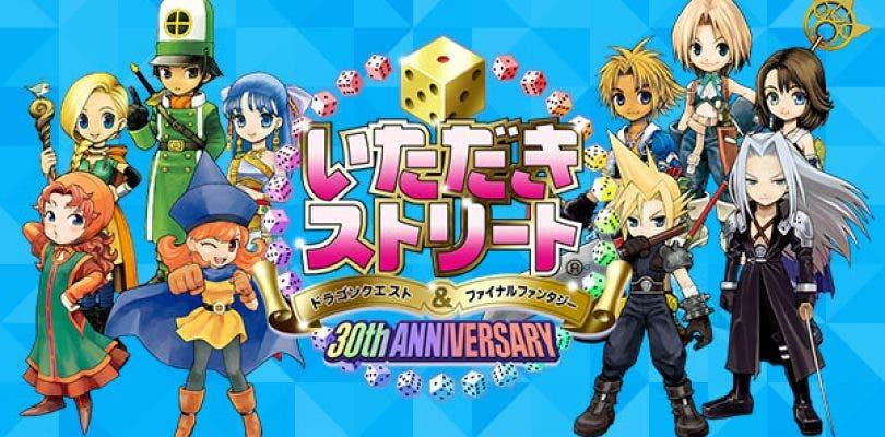 Anunciado un nuevo Itadaki Street: Dragon Quest and Final Fantasy