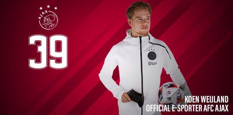 El Ajax de Amsterdam entra en el mundo de los eSports