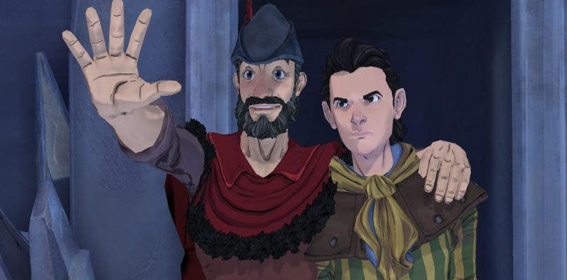 El cuarto episodio de King's Quest se estrena la semana que viene