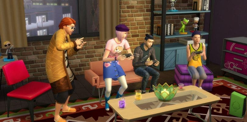 Los Sims 4: Urbanitas enseña los distintos pisos en alquiler