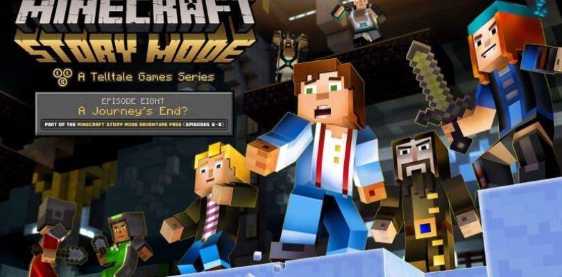 El octavo episodio de Minecraft: Story Mode ya tiene fecha