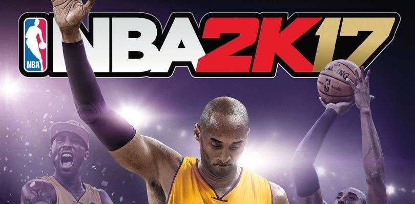 NBA 2K17 se deja ver en un nuevo tráiler