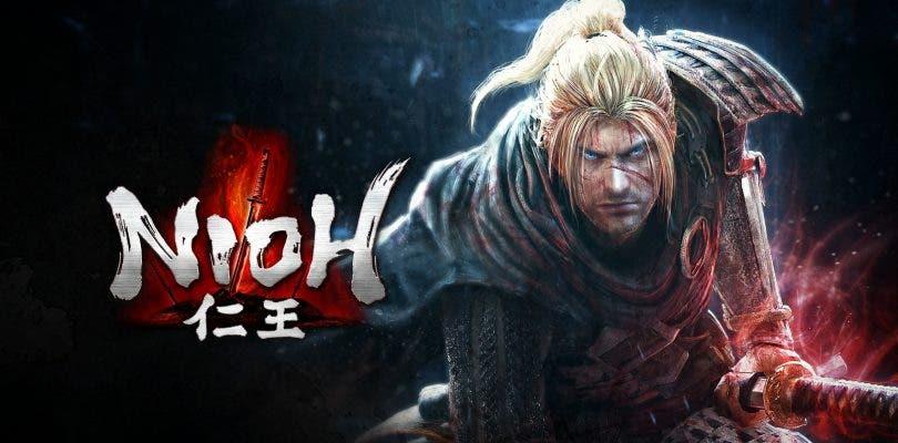 Nioh se muestra con un nuevo gameplay