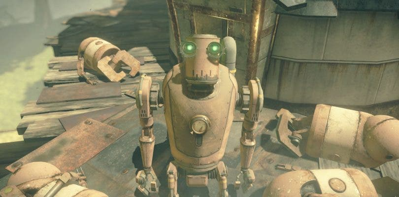 NieR: Automata nos recuerda su fecha de lanzamiento con un tráiler