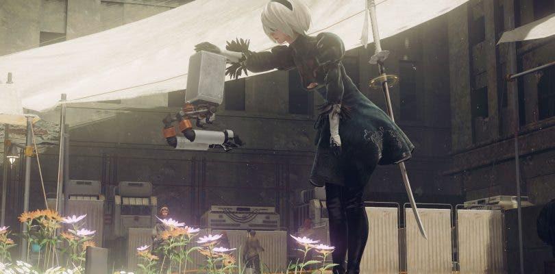 NieR: Automata podría llegar a Xbox One