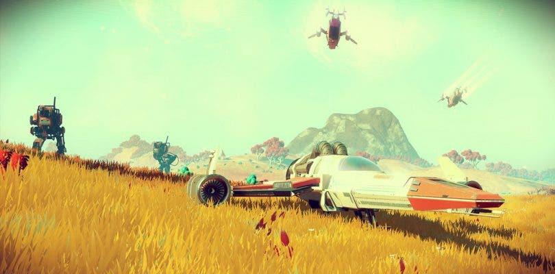 El espectacular mod de No Man's Sky RaYRoD's Overhaul estrena versión