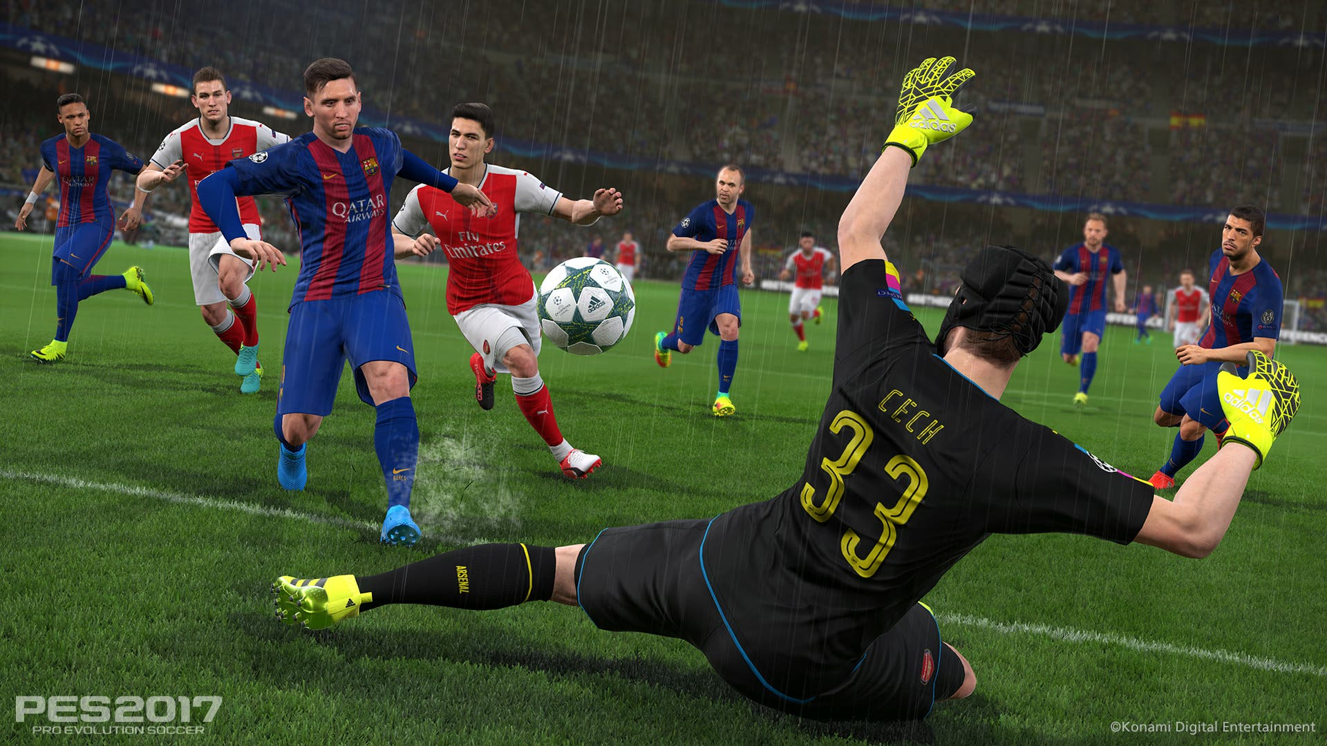 Imagen de Análisis Pro Evolution Soccer 2017