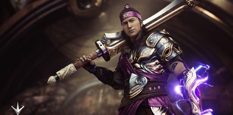 Epic Games revela a Kwang, el nuevo héroe de Paragon