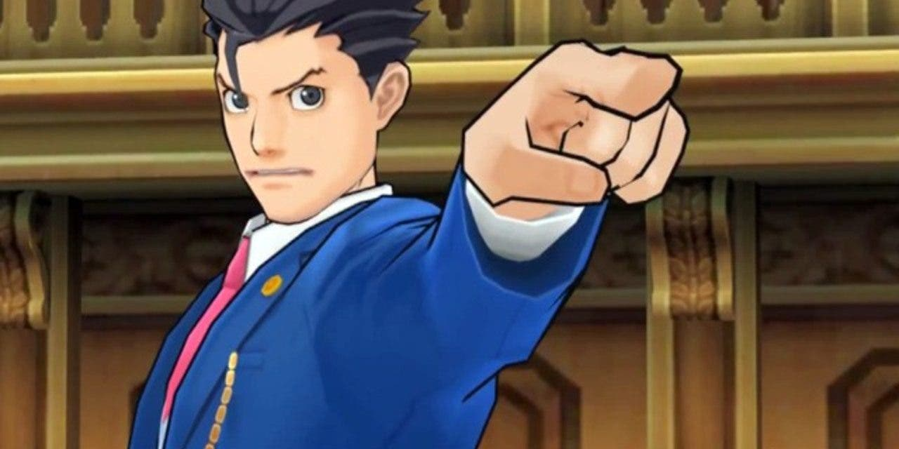 Phoenix Wright Objection - Spirit of Justice