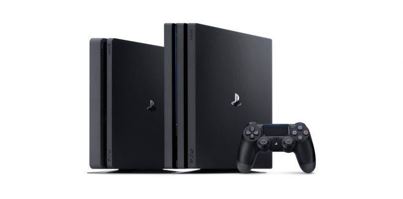 Comparativa entre PlayStation 4 Pro y el resto de PlayStation
