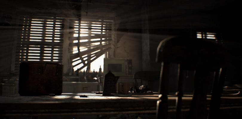 Resident Evil 7 explica alguna de sus mecánicas jugables