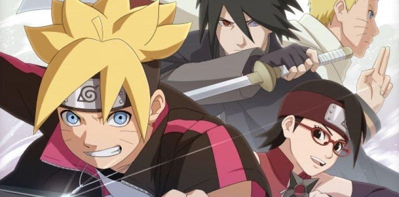 EL DLC Road to Boruto de Naruto: UNS 4 ya tiene fecha en Occidente