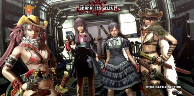 D3 Publisher y Tamsoft anuncian Schoolgirl Zombie Hunter