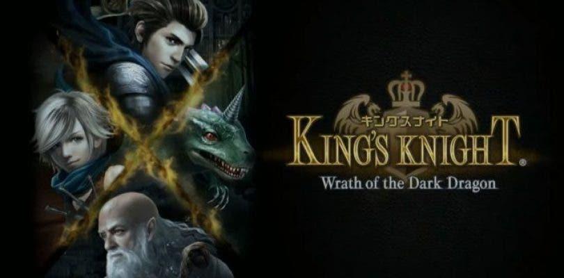 Square Enix anuncia King's Knight: Wrath of the Dark Dragon