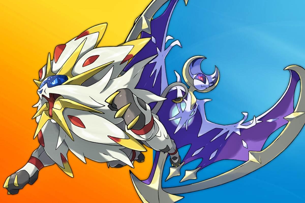Imagen de Cómo conseguir el Necrosol, la Necroluna y la Punta ADN en Pokémon Espada y Escudo
