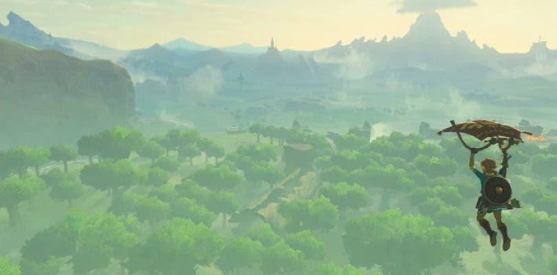 The Legend of Zelda: Breath of the Wild nos enseña cómo planear
