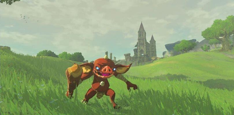 Los Bokoblins se exhiben en el nuevo The Legend of Zelda