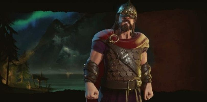 Avance de la facción vikinga de Noruega en Civilization VI