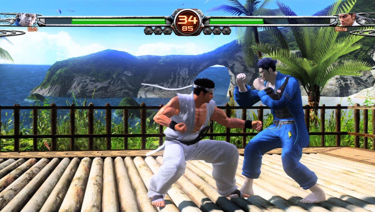 Virtua Fighter V