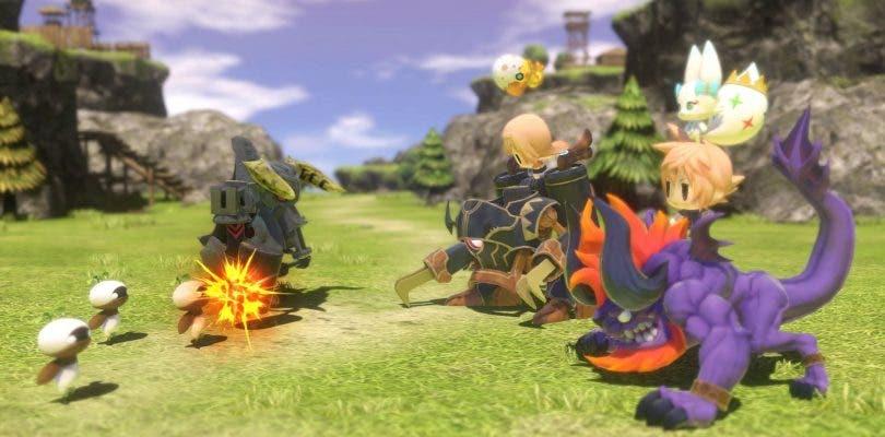 Se filtran dos nuevos mirages de World of Final Fantasy