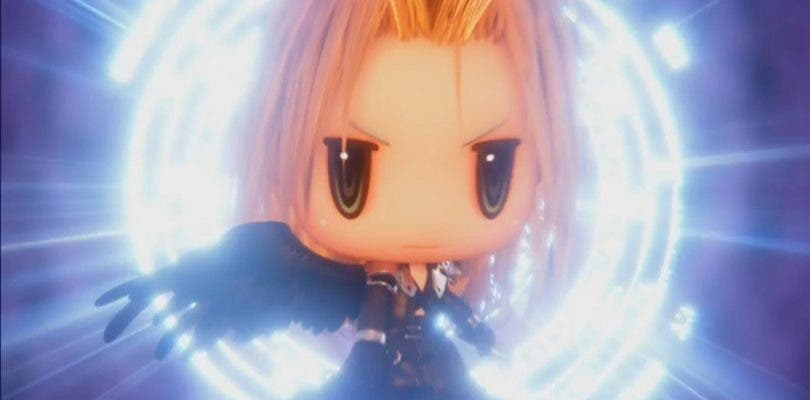 La demo de World of Final Fantasy llegará a Europa