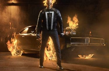 Un nuevo clip muestra a Ghost Rider en Marvel's Agents of SHIELD