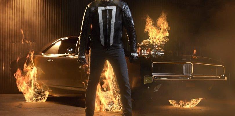 Un nuevo clip muestra a Ghost Rider en Marvel's Agents of SHIELD