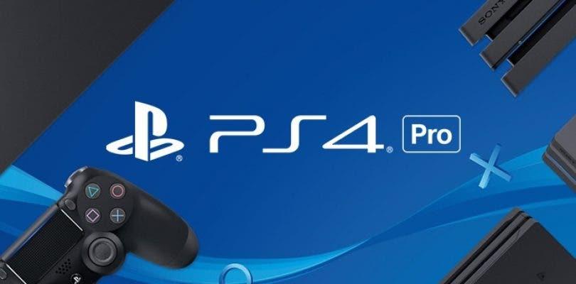 Todo lo que necesitas saber sobre PlayStation 4 Pro