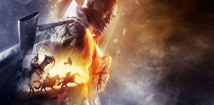 Consulta las notas de la actualización de invierno de Battlefield 1