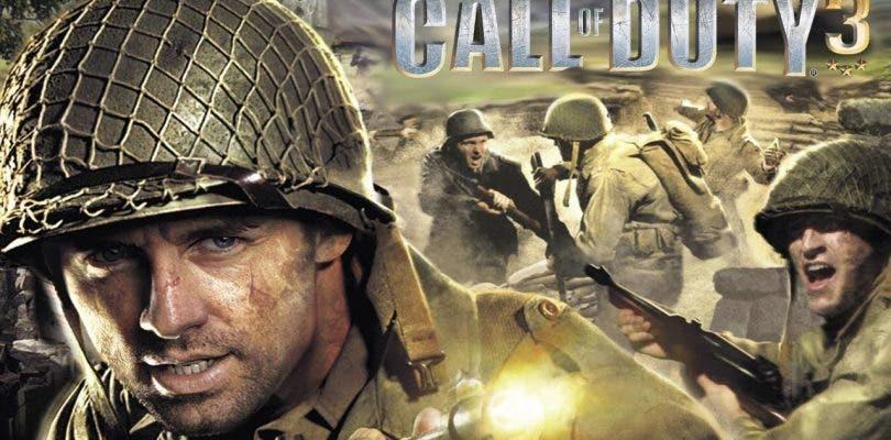 Call of Duty 3 será retrocompatible con Xbox One