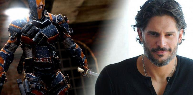 Joe Manganiello habla sobre su preparación para ser Deathstroke
