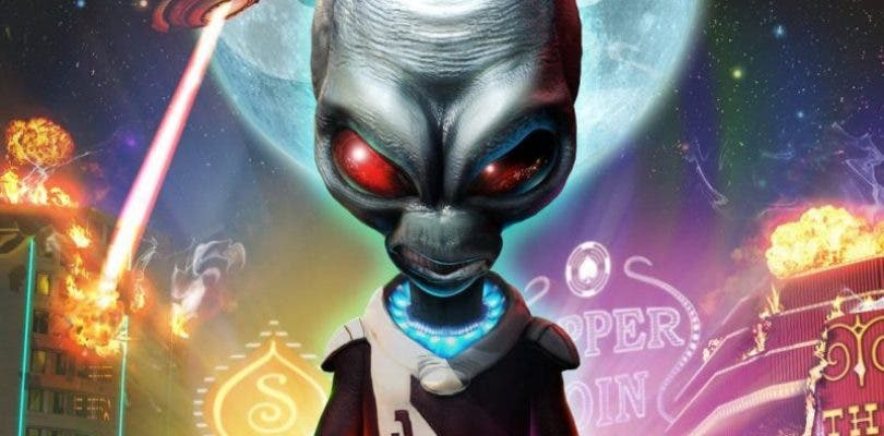 La ESRB lista Destroy All Humans! para PlayStation 4