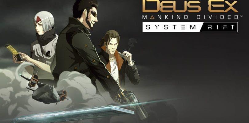 Ya está disponible el primer DLC de Deus Ex: Mankind Divided
