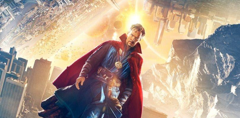 Nuevos pósters e imágenes de Doctor Strange