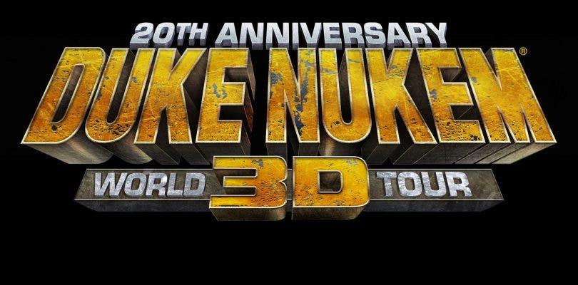 Se anuncia oficialmente Duke Nukem 3D: 20th Anniversary World Tour