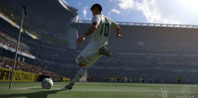 EA explica cómo sacar córners y saques de banda en FIFA 17