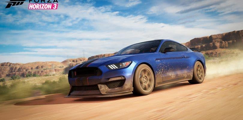 La demo de PC de Forza Horizon 3 ya está disponible