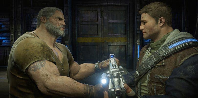 Llegan nuevos mapas y penalización por abandono a Gears of War 4