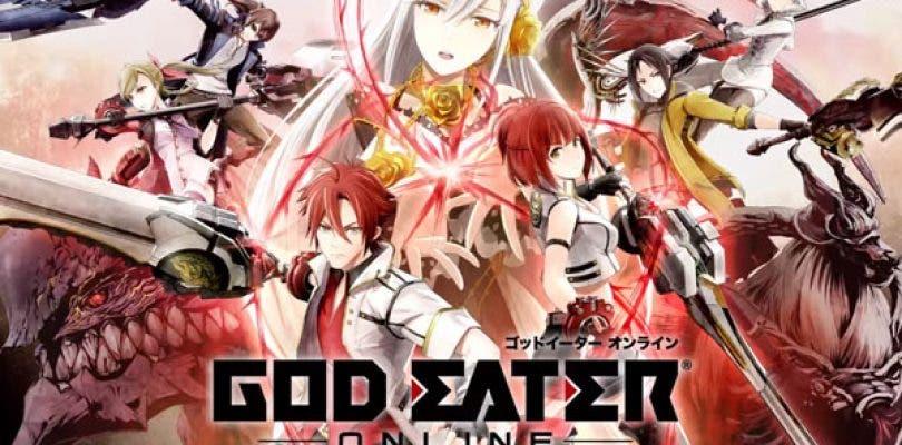 Se muestra en vídeo God Eater Online, el nuevo MMO para móviles
