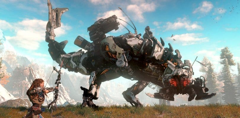 Nuevo pack de PlayStation 4 con Horizon Zero Dawn y 3 meses de Plus