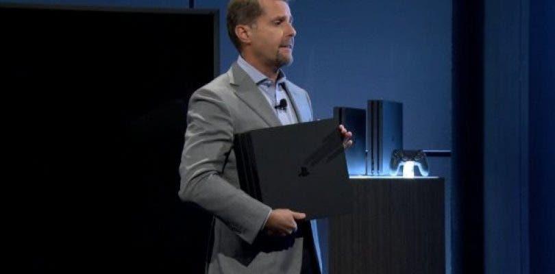 PlayStation 4 Pro no tendrá lector Blu-Ray con soporte para 4K