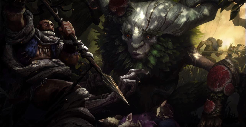 Imagen de Conocemos a Ivern, nuevo campeón de League of Legends