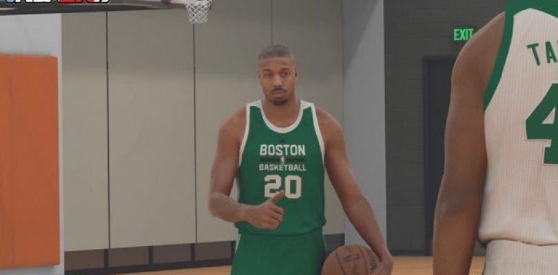 Desvelado el actor que protagonizará el modo Mi Carrera de NBA2K17