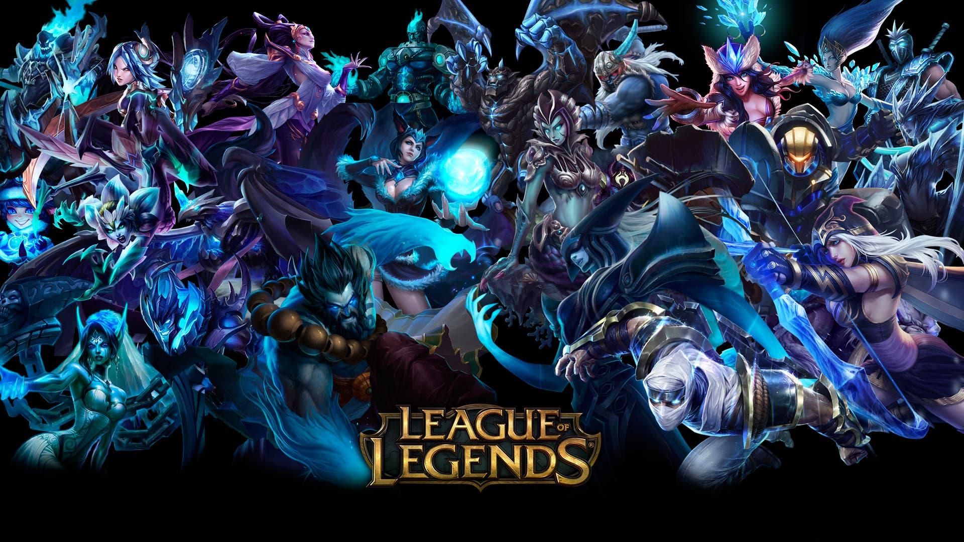 Imagen de League of Legends alcanza los 100 millones de usuarios mensuales