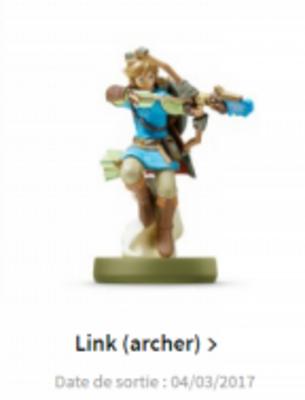 link-arquero