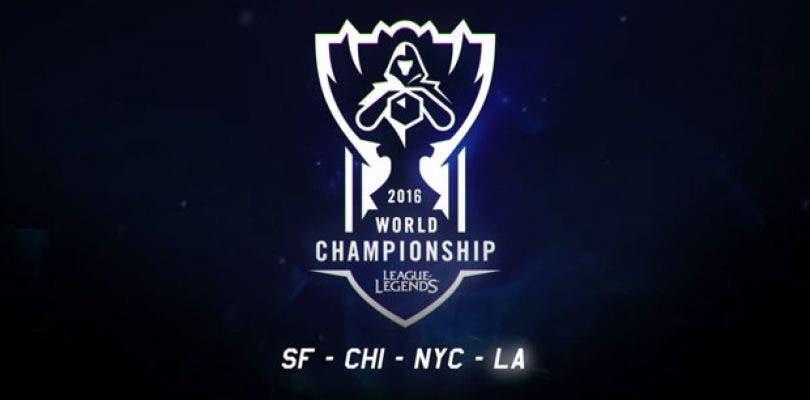 Conoce los horarios del Campeonato Mundial de League of Legends