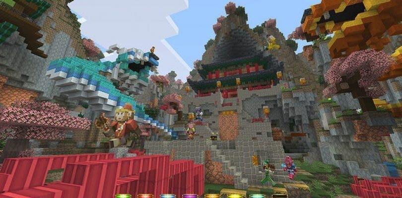 Minecraft tendrá un DLC sobre la mitología china