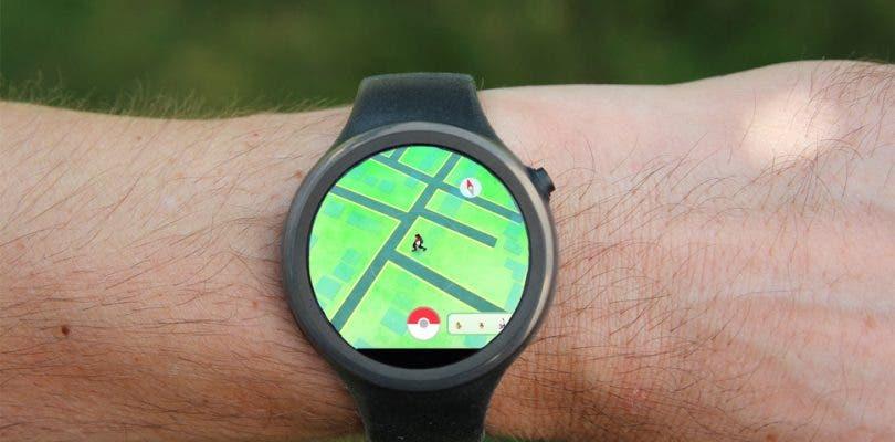 Pokémon GO llega a los relojes Watch de Apple